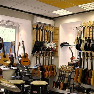 Музыкальные магазины Салехарда
