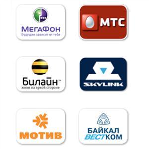 Операторы сотовой связи Салехарда
