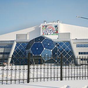 Спортивные комплексы Салехарда