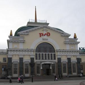 Железнодорожные вокзалы Салехарда